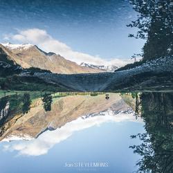 Mount Aspiring National Park Mirror Pool