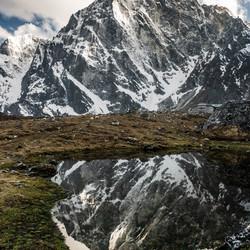 Cholatse North Face