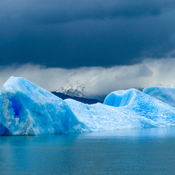 ijsberg argentinie