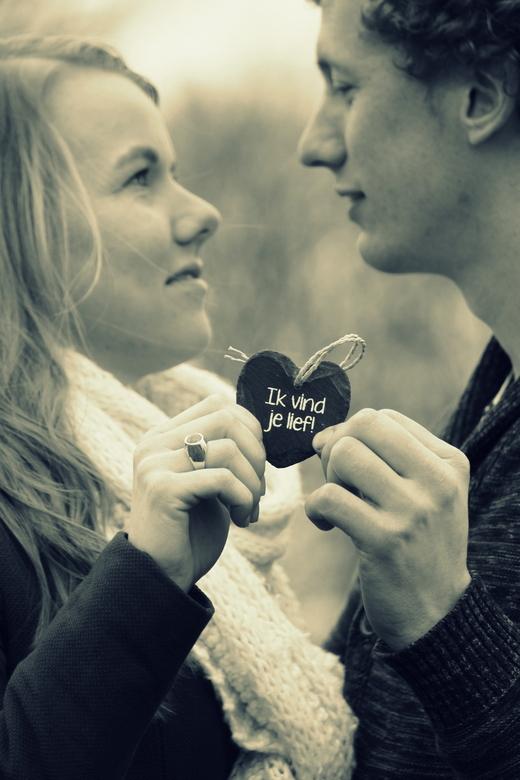 Want verliefd zijn is veel leuker!!