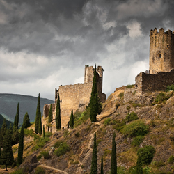 Catharen ruïne