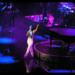 Alicia Keys in Ahoy 27-10-2008
