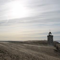 Deense kust in het najaarszonnetje!