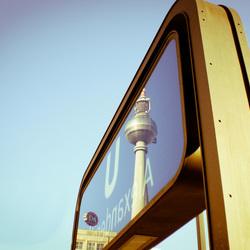 Spiegeltje spiegeltje in Berlijn