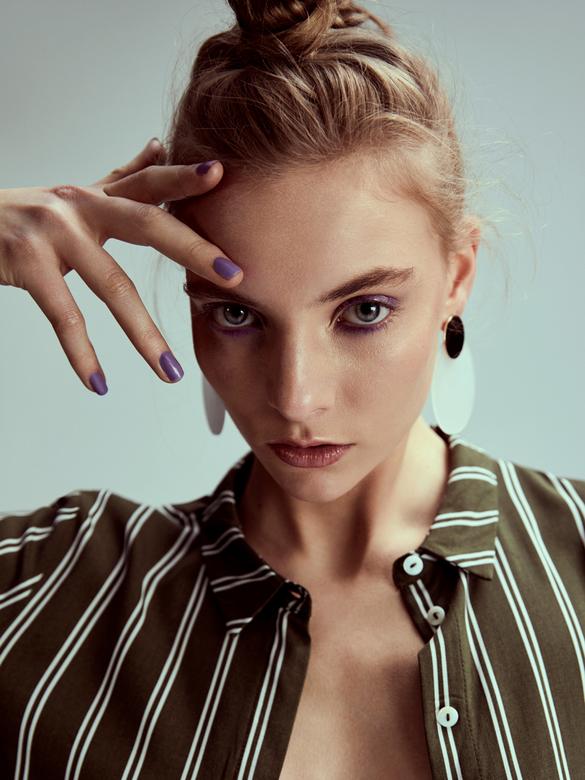 Confusion - Model: Hilde @ Elite<br /> H&amp;M: Lotte Concepts<br /> Styling: Kim Arnolds