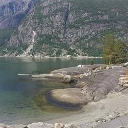 Zomerdag in Noorwegen
