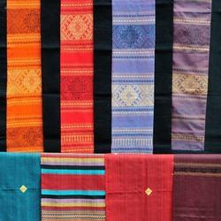 Handicraft in Laos