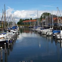 Brouwershaven Zeeland 20 juni 2015