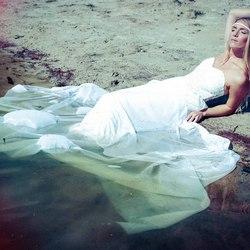 Like a mermaid