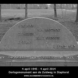4 april 1945 - 4 april 2014