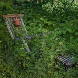 Take a chair.....