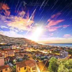 Night and Day in Funchal
