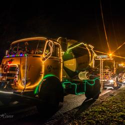 Verlichte Truckrit '17