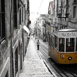 Going up in Lisboa