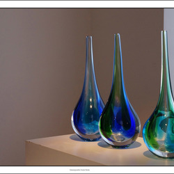 Glasexpositie Kosta Boda