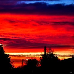 Morgenrood......