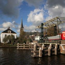 De brug bij Koudekerk