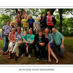 Fam- foto van ons gezin