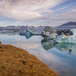 Jokulsarlon Lake