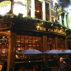The Cambridge, Soho London