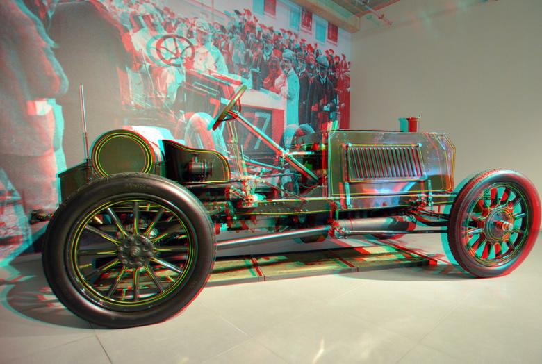 Napier 1903 Louwman Museum 3D - Napier 1903 Louwman Museum 3D