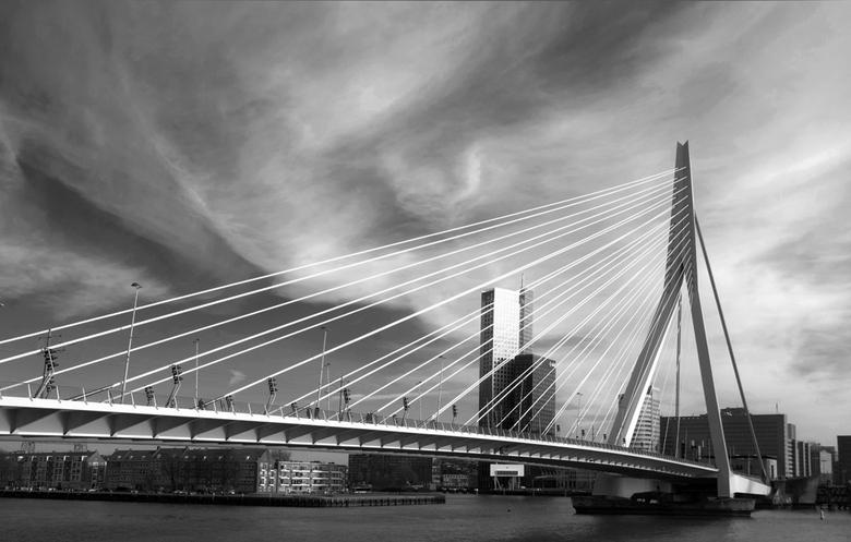 Rotterdam.jpg - Foto gemaakt tijdens ons laatste uitstapje naar Rotterdam.