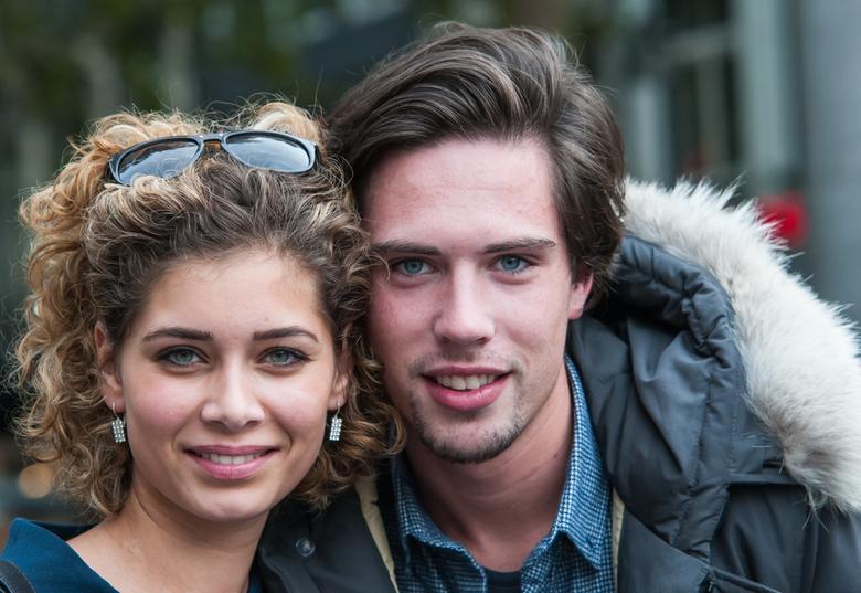 Mooie mensen... - ...vind je in Breda.