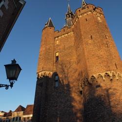 Het kasteel van Zwolle