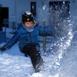 Weg met die sneeuw !