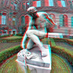 Mercurius Stadhuis Coolsingel Rotterdam 3D
