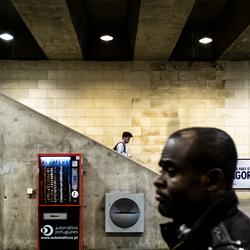Lissabon metromannen
