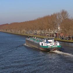 Amsterdam rijnkanaal.