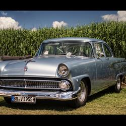 1955 Ford Customline V8