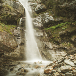 Waterval in Wallis