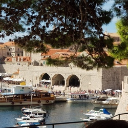 Stad centrum Dubrovnik