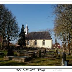 Ned herv kerk  Adorp (gr)