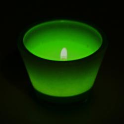 het groene licht