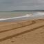 strand bij cabourg.