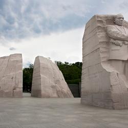 Martin Luther King Jr Memorial - National Mall Washington DC