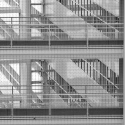Atrium, stadhuis Den Haag
