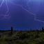 Onweer - bliksemflits
