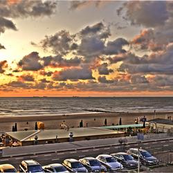 Sunset Scheveningen
