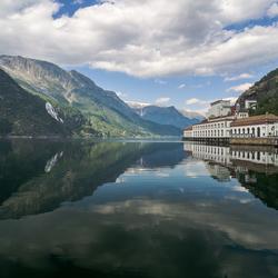 Norsk vasskraft- og industristadmuseum