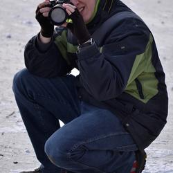 Fotograaf in beeld!