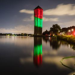 Feest in Aalsmeer