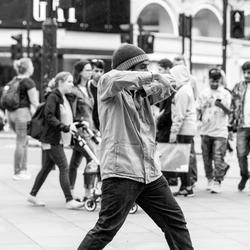Street Artist II