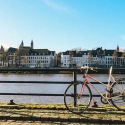 Zonnige winterdag in Maastricht