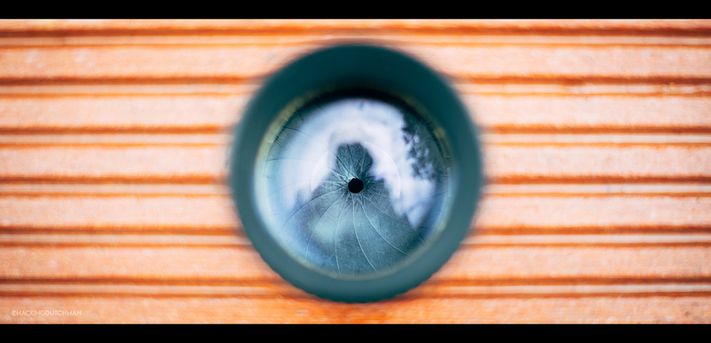 Diafragma - Diafragma van Pentacon &#039;&#039;Orestor&#039;&#039; 135mm.<br /> <br /> <br /> <br /> ©MotionMan 2020