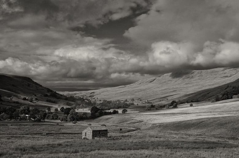 Mallerstang valley -