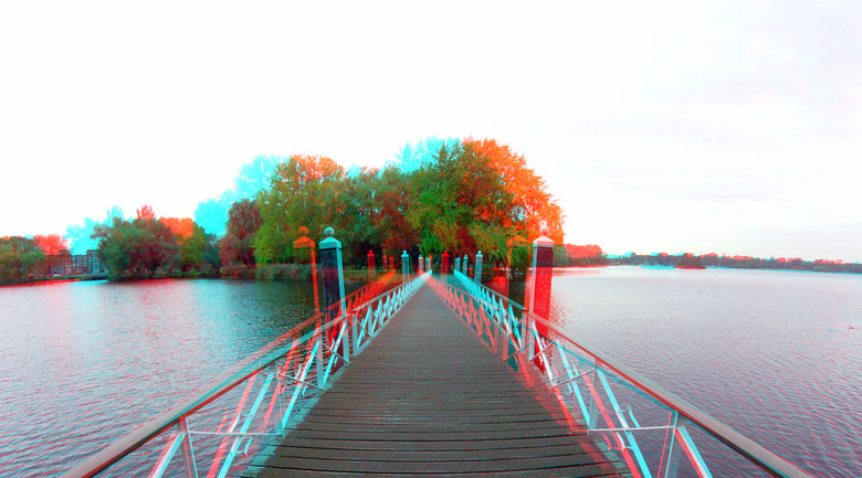 GoPro 3D stereo - GoPro 200mm basis<br />